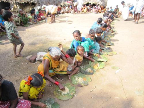 Update on Food Relief Programs in Andhra Pradesh